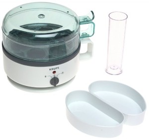 KRUPS F2307051 Egg Cooker Review