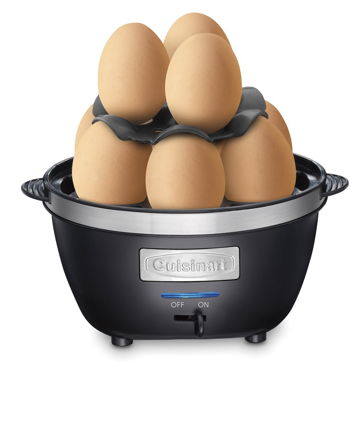 Cuisinart CEC-10 Egg Central Egg Cooker Review
