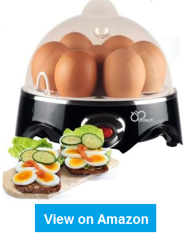 DB-Tech DB-EGG50 Electric Egg Cooker