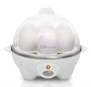 Elite Cuisine EGC-007 Egg Cooker