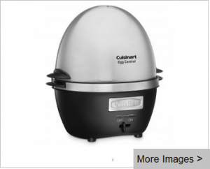 Cuisinart Egg Cooker Review