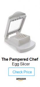 The Pampered Chef Egg Slicer
