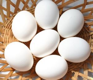 Egg Freshness Test in Water